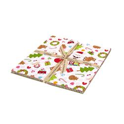 Riley Blake Santa Express 10 In. Stacker Multi