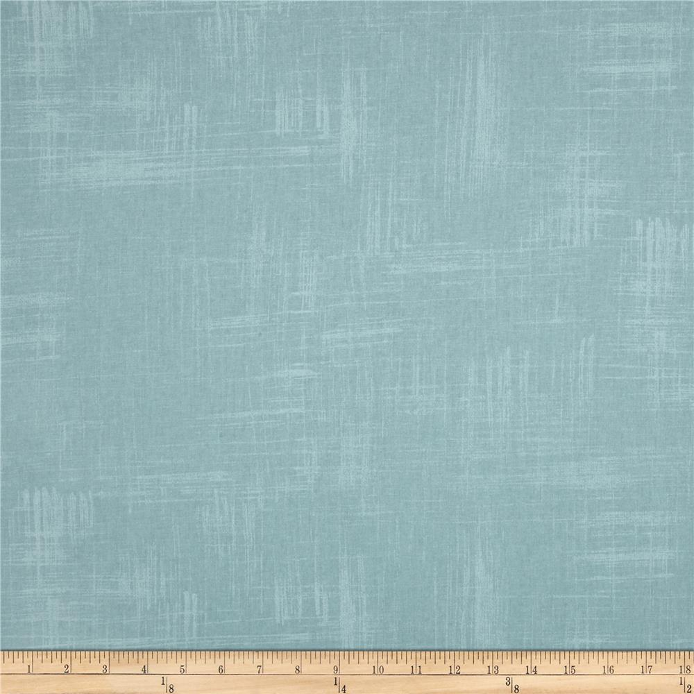 Michael Miller Painters Canvas Aqua