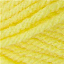 Red Heart Yarn With Love 1201 Daffodil
