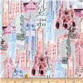 Kaufman Dream Vacation New York City Collage Bright