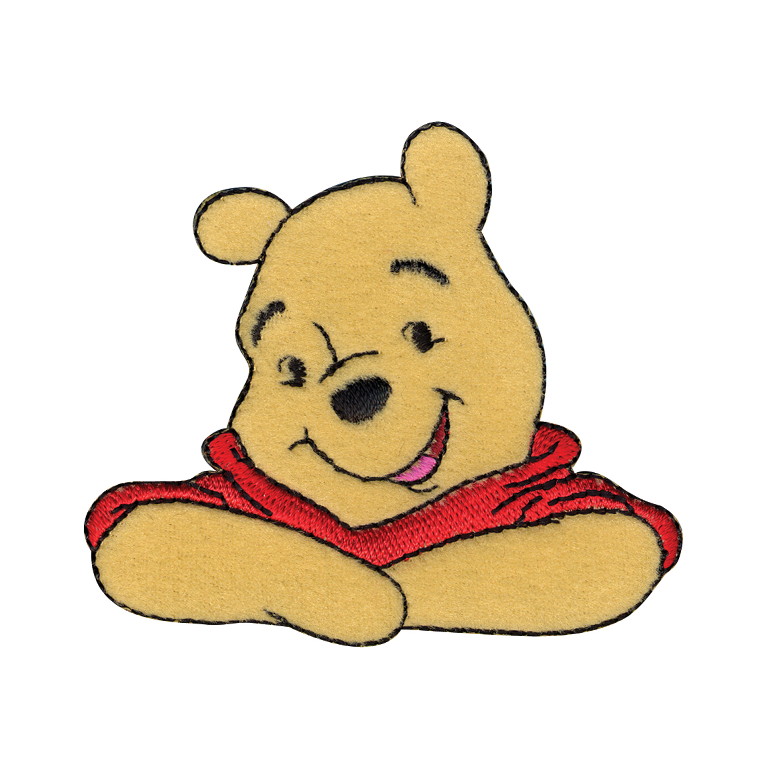 Disney Winnie The Pooh Iron On Applique Winnie The Pooh by Notions Marketing in USA
