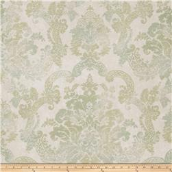 Fabricut Stanwyck Wallpaper Opal (Double Roll)