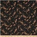 Liberty of London Tana Lawn Elizabeth Black/Tan