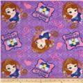 Disney Princess in Training Fleece Purple