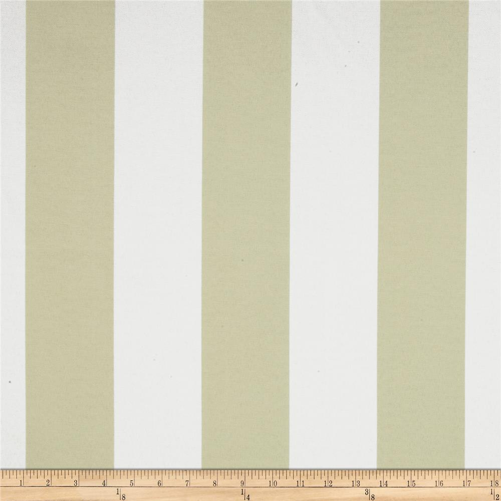 Premier Prints Indoor/Outdoor Vertical Stripe Sand