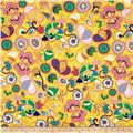Windham Spring Bloom Large Floral Yellow