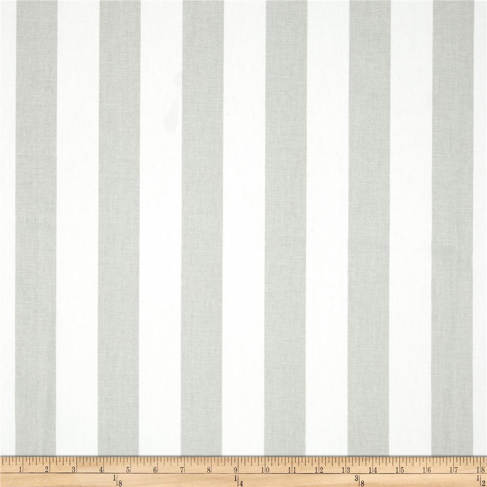 Premier Prints Canopy Stripe French Grey