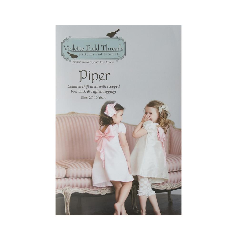 Piper Girls Dress & Top Pattern