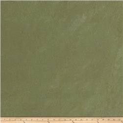 Fabricut Arctic Glaze Faux Leather Moss