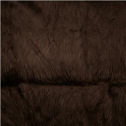 Faux Fur Gorilla Brown