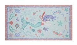 "Lucie Crovatto Mermaid Dreams 23"" Panel Multi"
