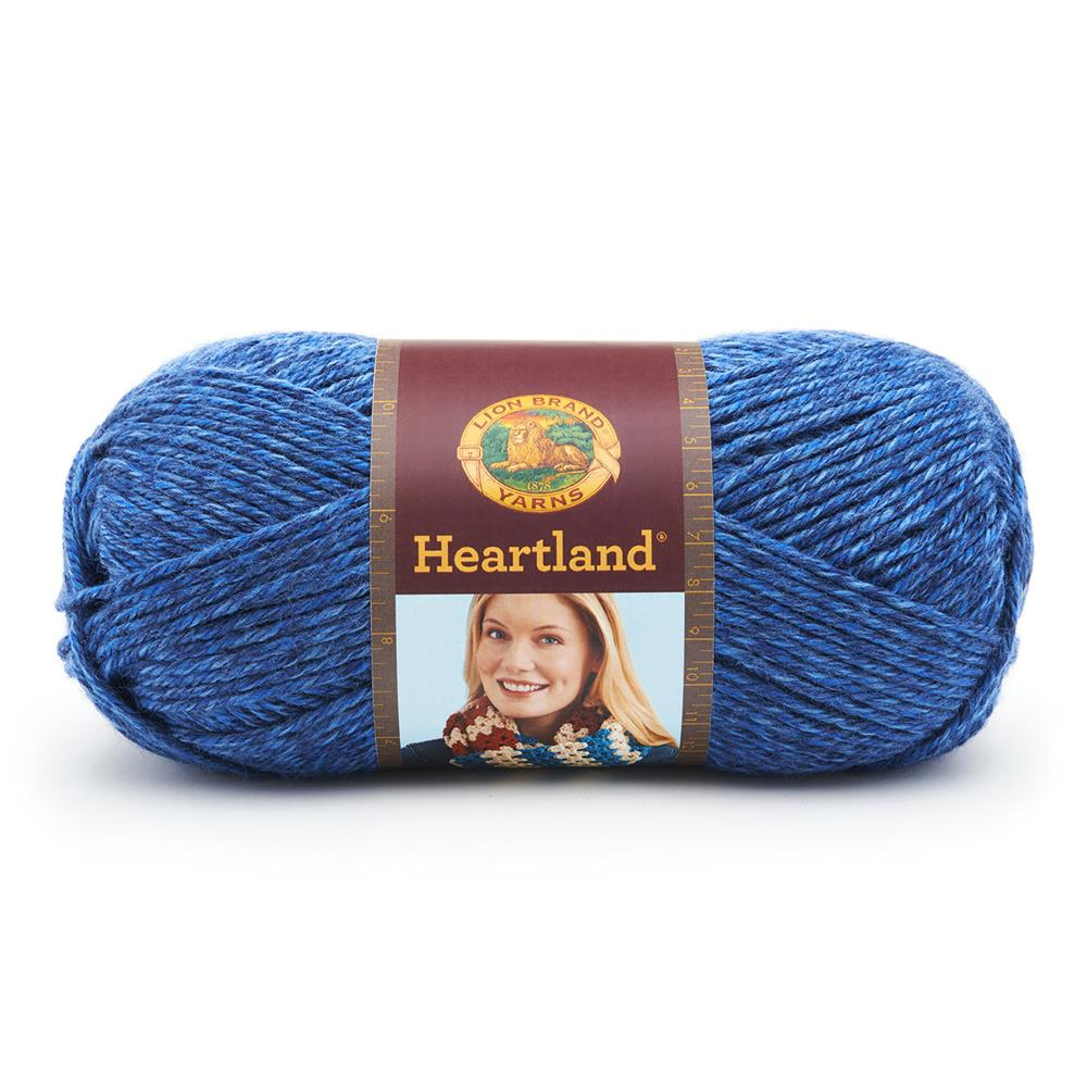 Lion Brand Heartland  Yarn Olympic
