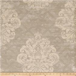 Fabricut 50067w Filomena Wallpaper Fieldstone 01 (Double Roll)