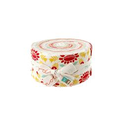 Moda Baby Jane 2 1/2 '' Jelly Roll