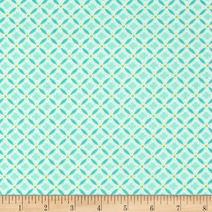 Carina Modern Diamond Teal