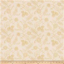 Mount Vernon Pleasure Garden Linen Blend Willow