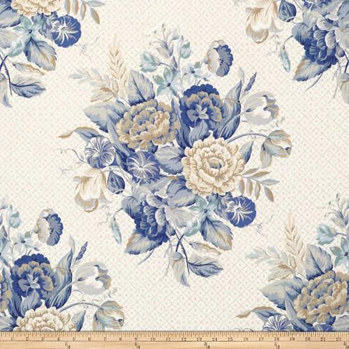 Fabricut English Bouquet China