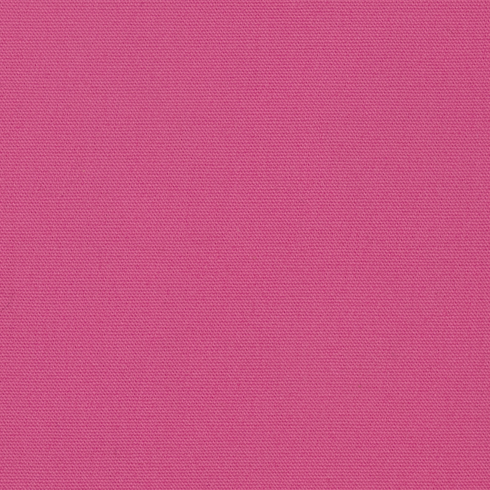 Stretch Cotton Twill Pink Flamingo