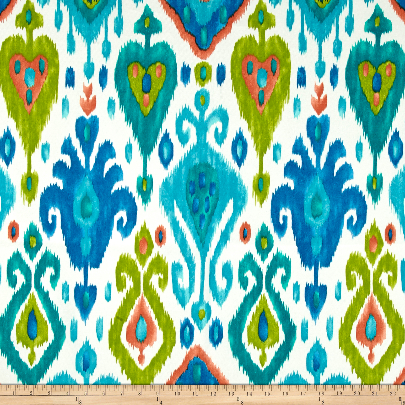 Richloom Solarium Outdoor Paso Caribe Fabric By The Yard by Richloom in USA