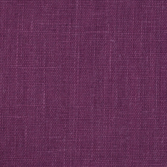 European Linen Fabric Purple