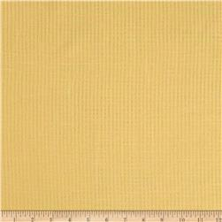 Check Linen Golden Yellow