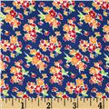 Moda Miss Kate Spring Floral Navy