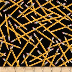 Educators Pencils Black