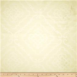 Waverly Burnout Sheers Sahara Glow Quartz Ivory