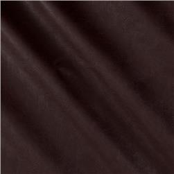 Perfection Fused Faux Leather Plum