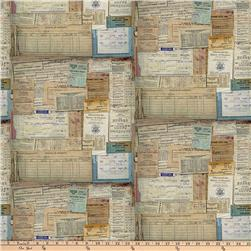 Tim Holtz Eclectic Elements Documentation Neutral