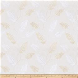 Trend 03243 Faux Linen Branches Angora