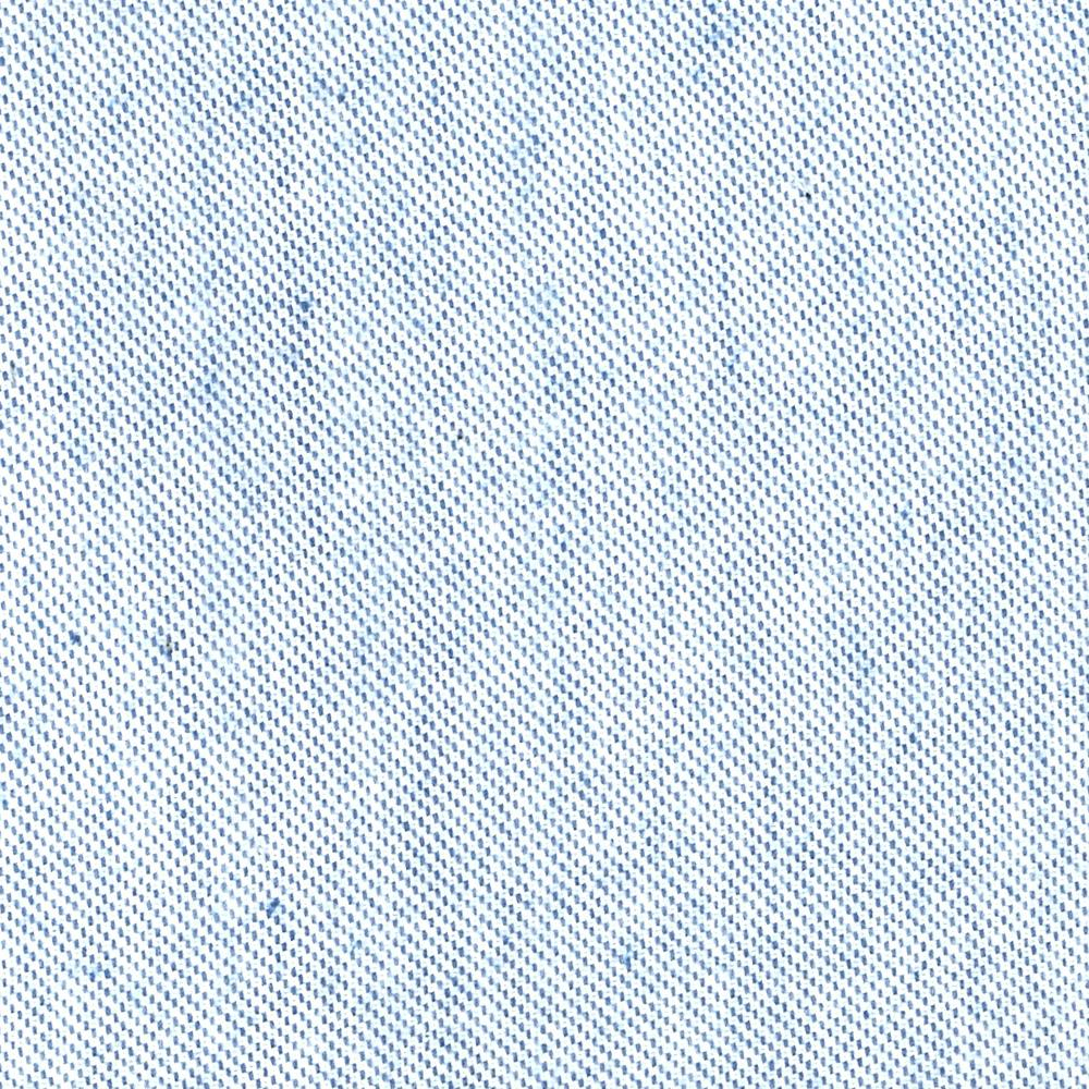 Kaufman Shetland Flannel Solid Denim Fabric By The Yard
