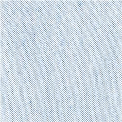 Kaufman Shetland Flannel Solid Denim Fabric