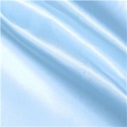 Acetate Satin Light Blue