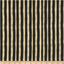 Friendship Bistro Stripe Black