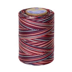 Coats & Clark Star Mercerized Cotton Quilting Thread Multicolor Thread 1200 Yd. Americana