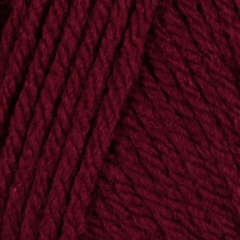 Lion Brand Wool-Ease Chunky Yarn (188) Mulberry