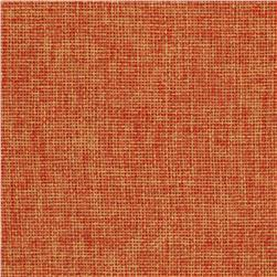 Vintage Poly Burlap Orange