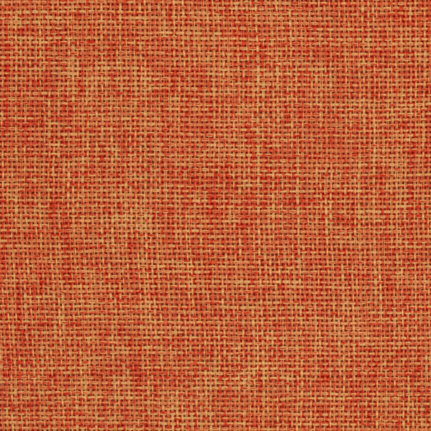 Vintage poly burlap orange fabric for What is burlap material