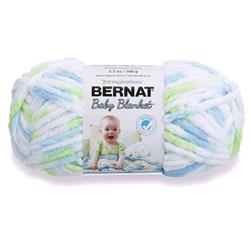 Bernat Baby Blanket Yarn (03233) Funny Prints