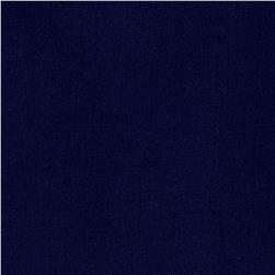 Kaufman Little Prints Double Gauze Navy