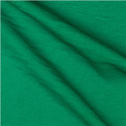 Soft Crush Crepe De Chine Emerald