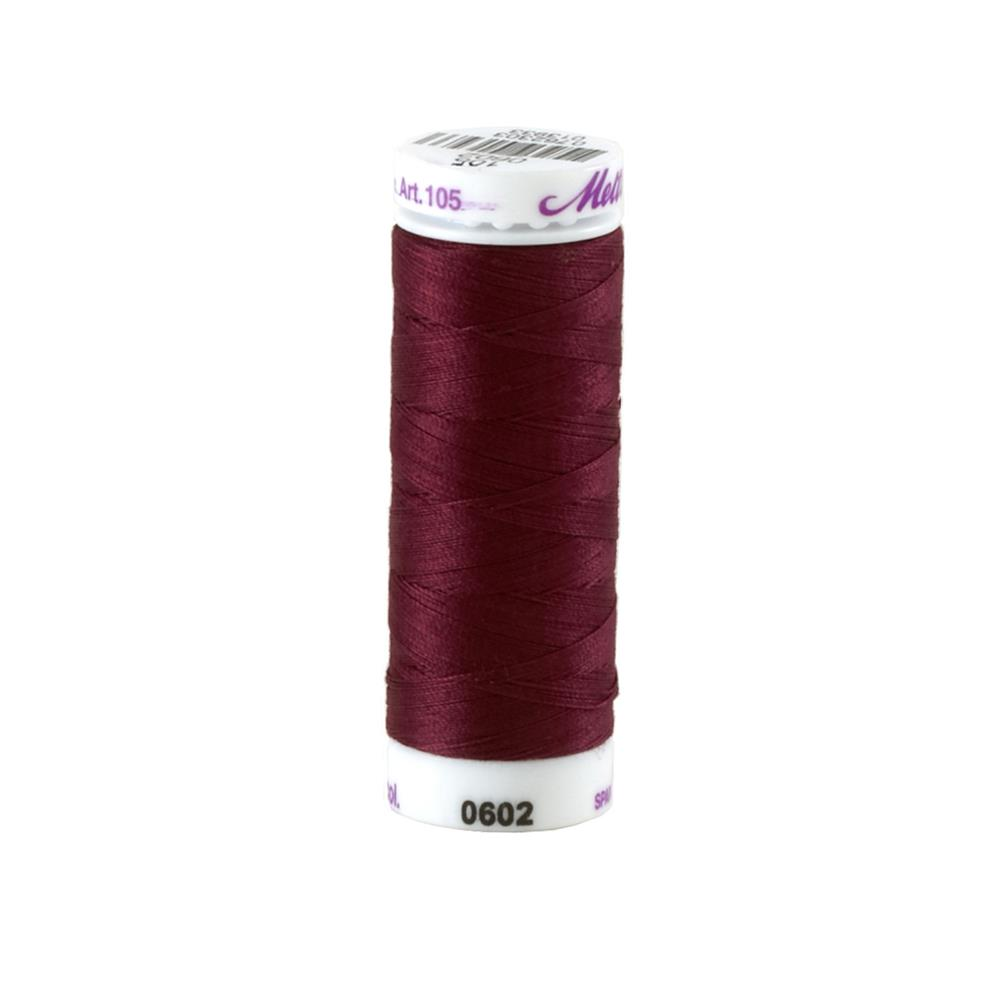 Mettler Cotton All Purpose Thread Dark Cherry