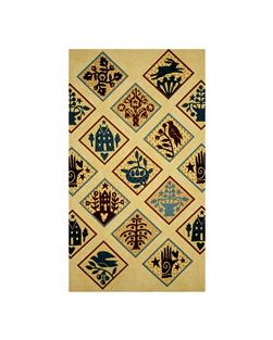 Moda Piecemakers Patches Ivory