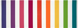 Michael Miller Stripes Mighty Stripe Rainbow Fabric