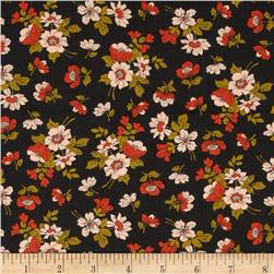 Moda Nomad Wildflower Onyx-Sunset
