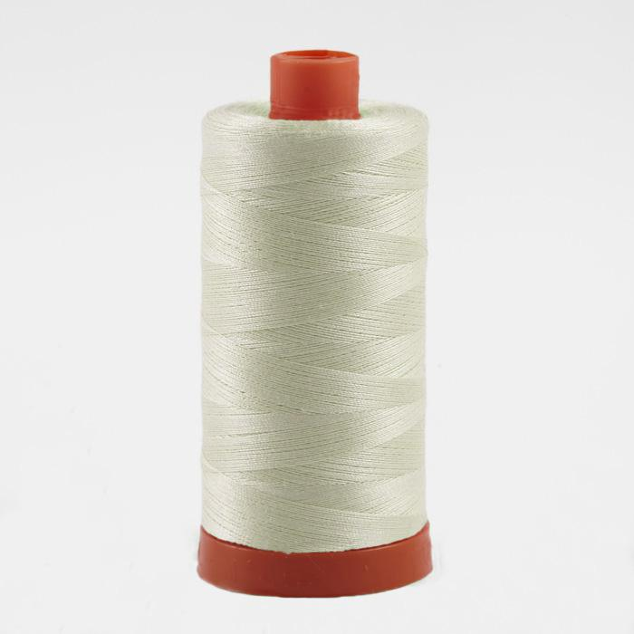 Aurifil Quilting Thread 50wt Mint Ice