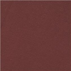 Cotton Lycra Sateen Chocolate