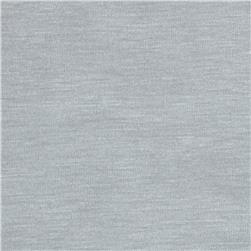 Rayon Spandex Jersey Knit Soft Grey