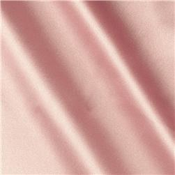 Silky Satin Solid Light Pink